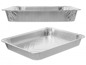 Foil catering trays