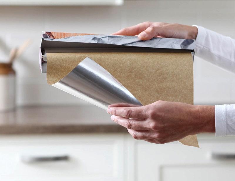 High-quality foil parchment paper rolls