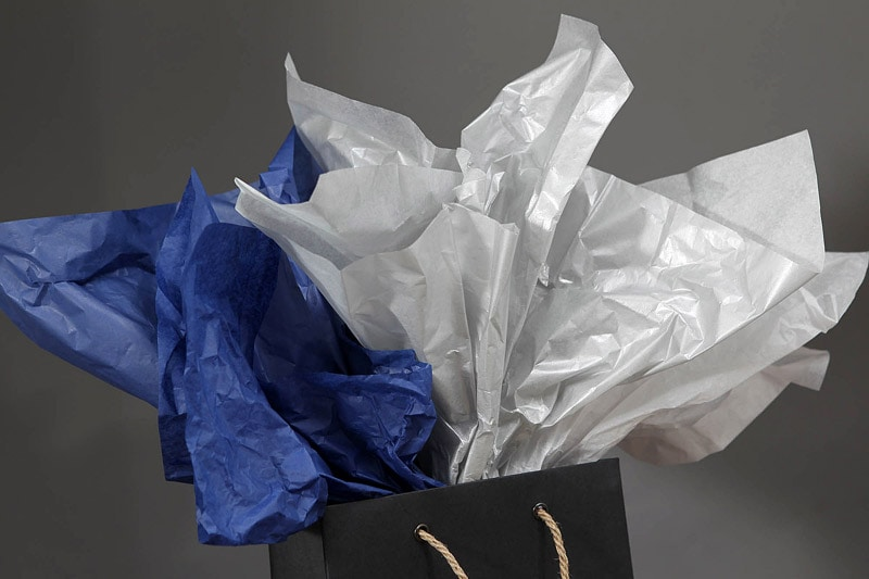 Tissue paper for packaging