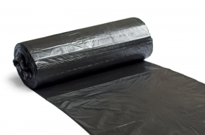 Polythene refuse sacks
