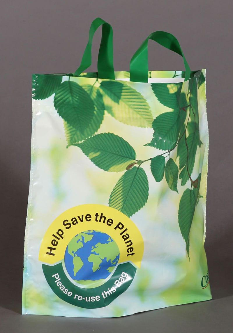 Polythene bags for life