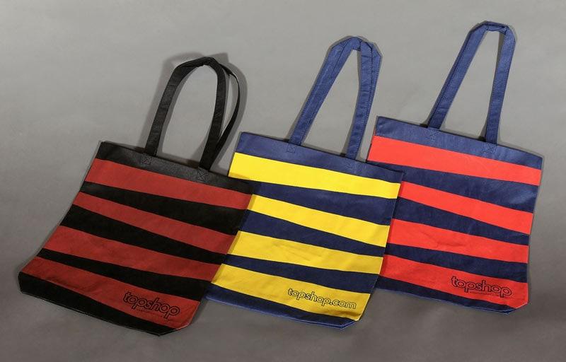 Non-woven bags for life