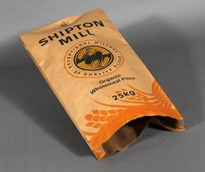 Food ingredient sacks for millers