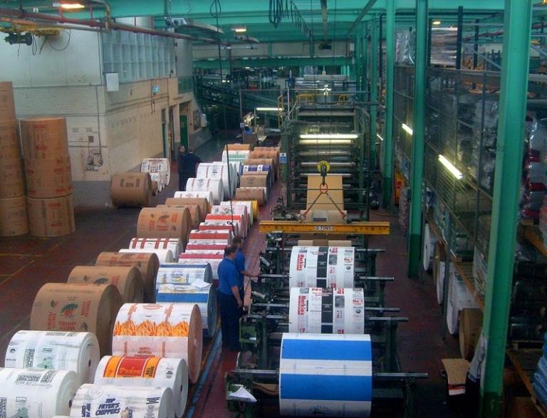 Paper sack manufacturer