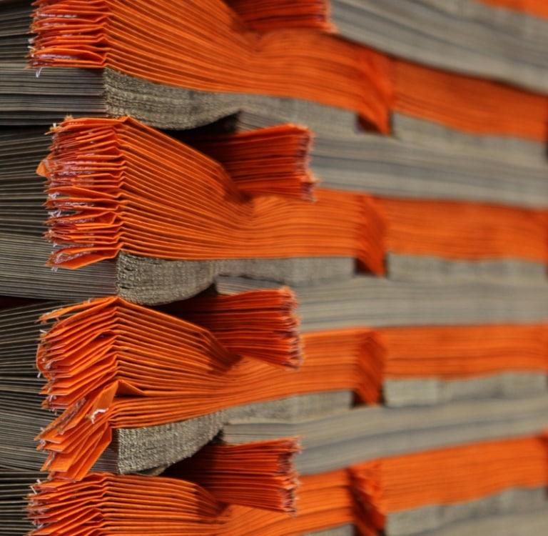 Root crop paper sacks