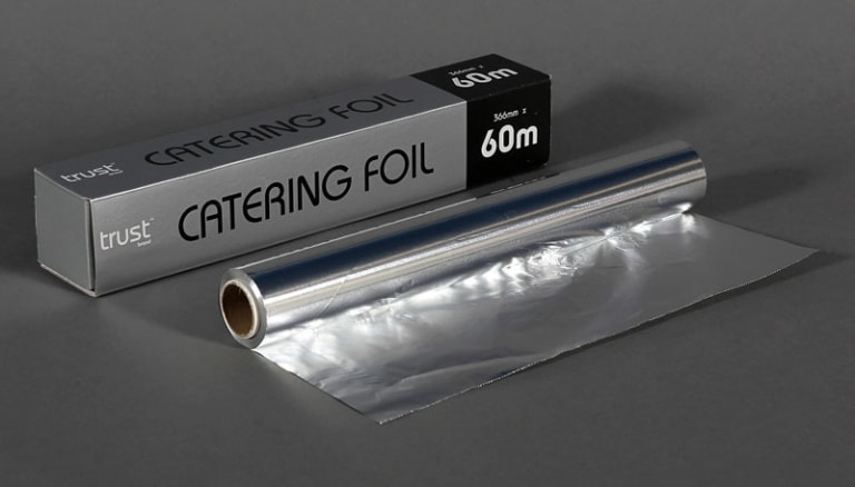 Trust catering foil with roll