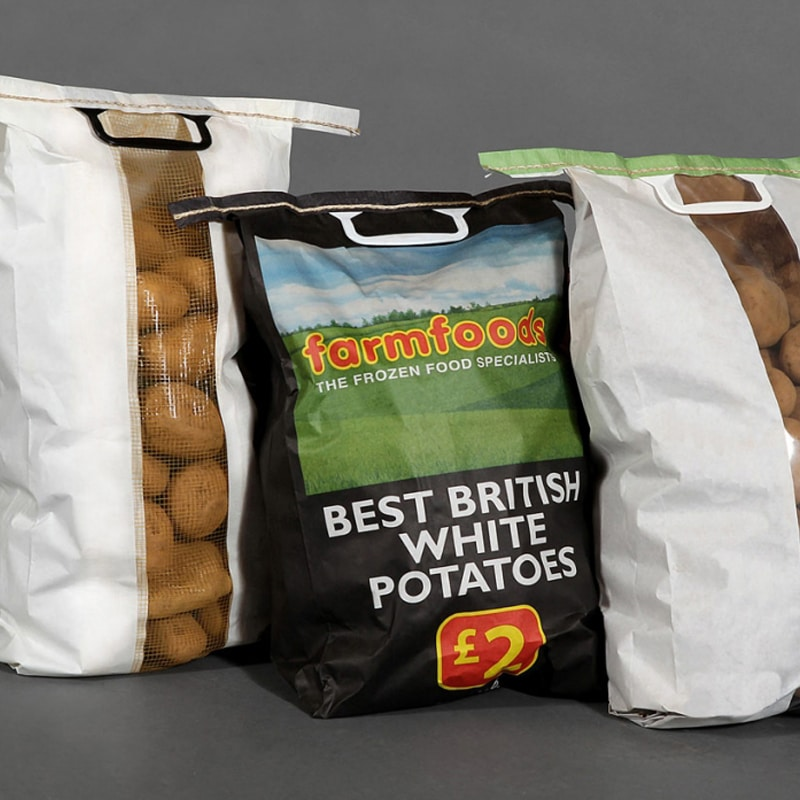 Manufacturers Of Branded Potato Sacks Custom Printed Simpac